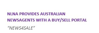 NLNA PROVIDES AUSTRALIAN NEWSAGENTS WITH A BUY/SELL PORTAL