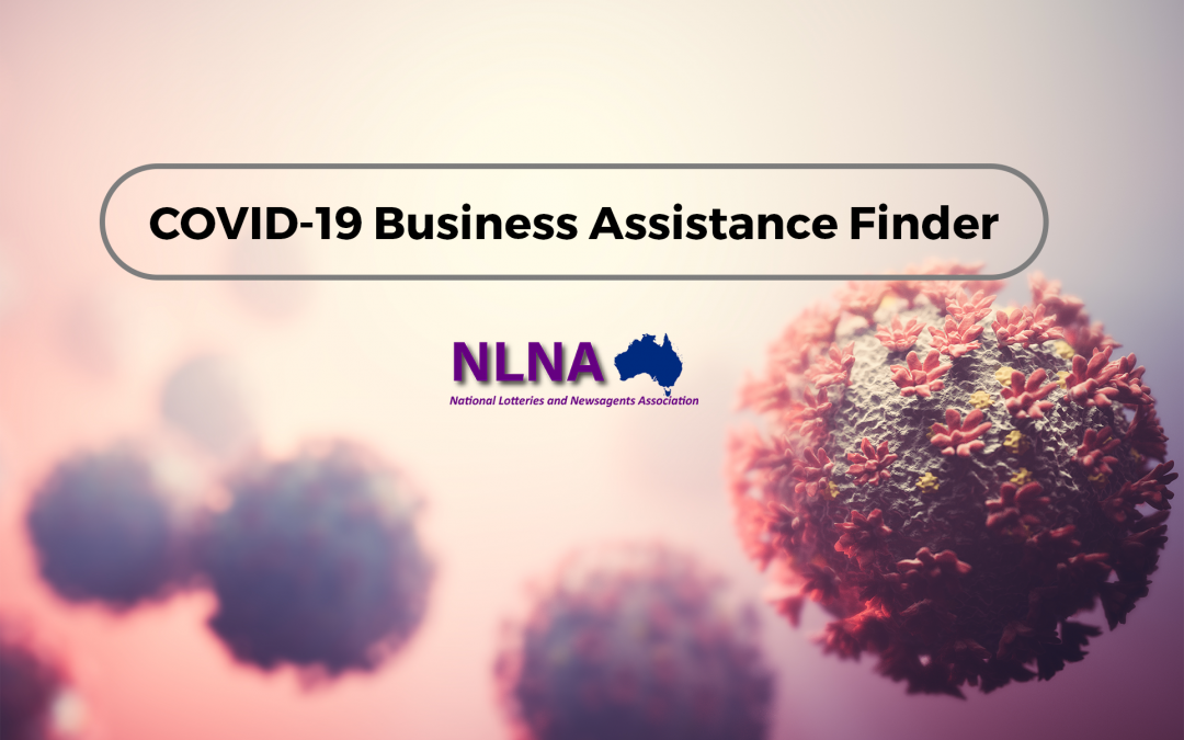 COVID-19 Business Assistance Finder