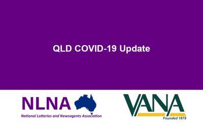 QLD COVID-19 Update