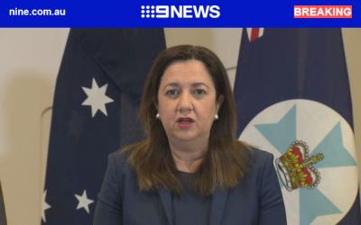 BREAKING: Lockdown extended for Brisbane, Moreton Bay