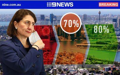 NSW's roadmap to freedom revealed